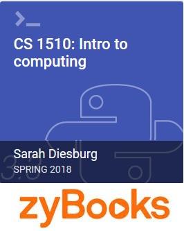 CS1510 Intro to Computing