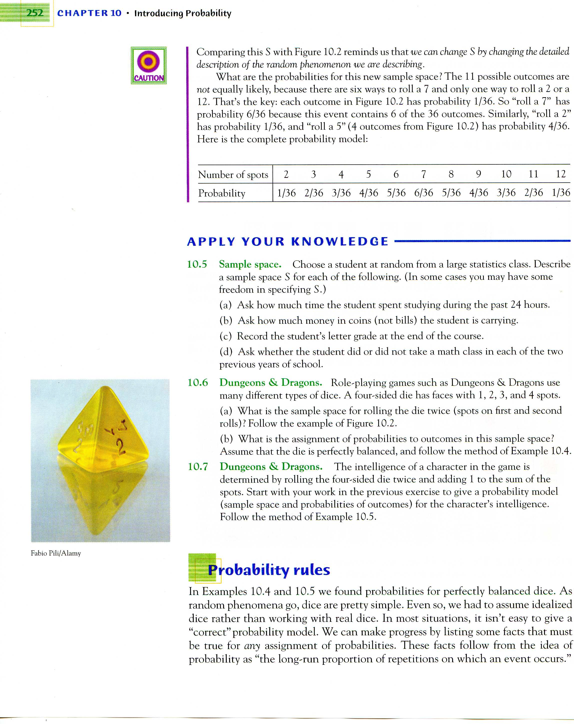 Statistics - summer 2011 STUDY GUIDE PART III