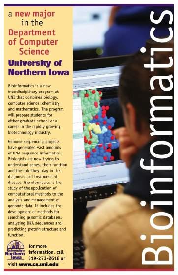 Bioinformatics poster