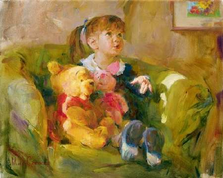 Telling Stories, by Garmash