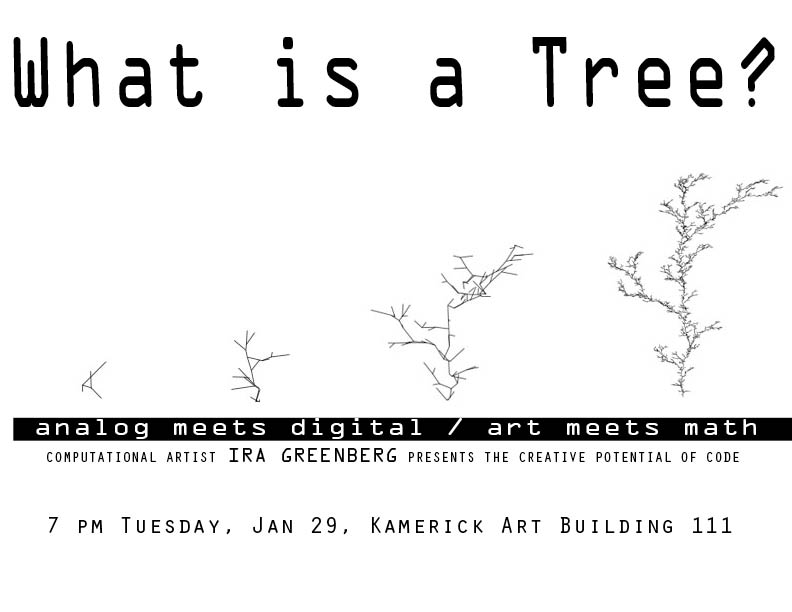 What is a Tree? poster