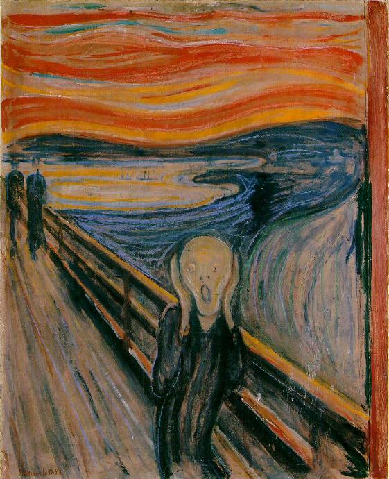 Edvard Munch's Scream