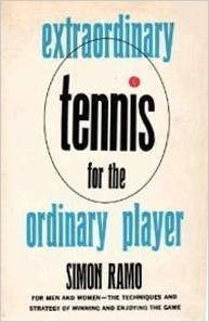 the cover of Extraordinary Tennis for the Ordinary Tennis Player