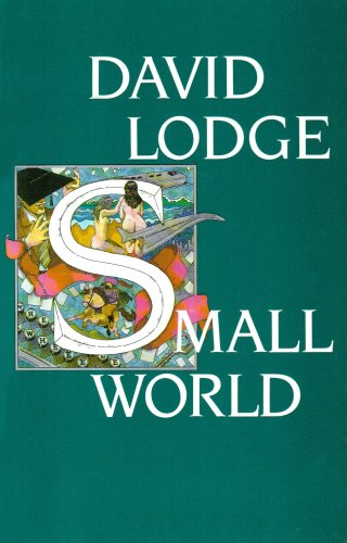 cover of David Lodge's Small World, Wendy Edelson