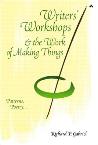 cover of rpg's Writers' Workshops