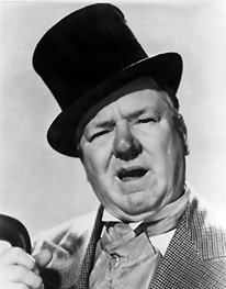 W.C. Fields, who is attributed with this sentiment