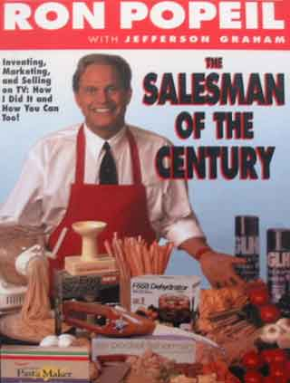 Ron Popeil -- Salesman of the Century