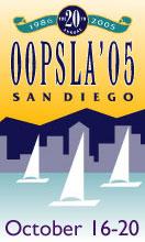 OOPSLA 2005 logo