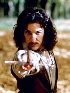 Inigo Montoya, from The Princess Bride