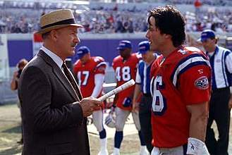 Shane Falco and Jimmy McGinty in 'The Replacements'
