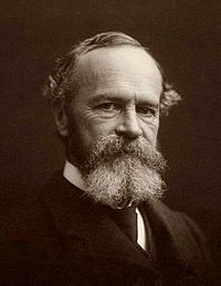 the philosopher William James