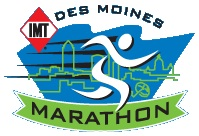 2010 Des Moines Marathon logo