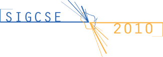 SIGCSE 2010 logo